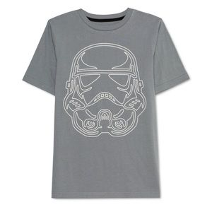 Big kids Stormtrooper T-shirt from Macy's